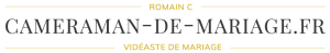 logo cameraman de mariage bourg en bresse