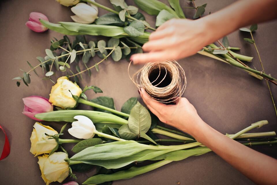 Rencontrer des fleuristes potentiels
