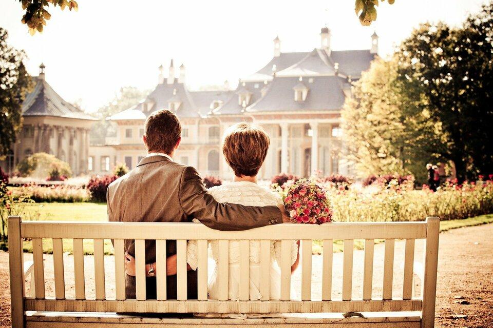 Selectionner le lieu de votre mariage